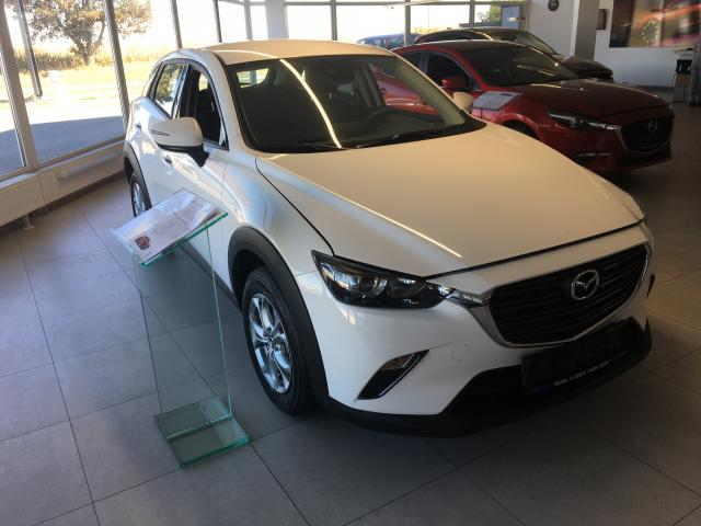 MAZDA CX-3 2,0 Skyactive-G Emotion