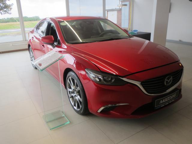 MAZDA 6 2,5 Skyactive-G, SDN, Revolution TOP, AT