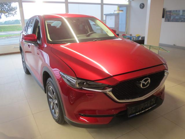 MAZDA CX-5 2,0 Skyactive-G MT, Attraction Navi