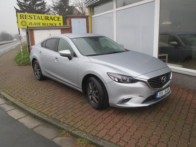 MAZDA 6 2,0Skyactive-G, SDN, MT, Attraction