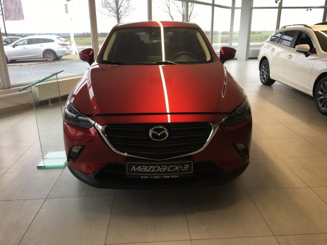MAZDA CX-3, 2,0 Skyactiv-G, A/T, Attraction Navi