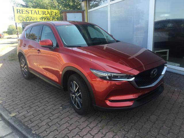 MAZDA CX-5 2,5 Skyactiv-G, AT, AWD, Revolution TOP Navi