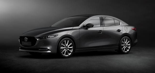 NEW Mazda3 SDN G122/AT Plus