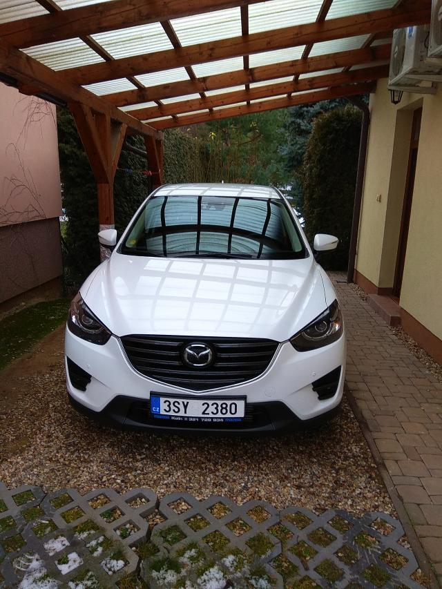 MAZDA CX-5, 2,2 Skyactiv-D, AT, AWD, Revolution TOP