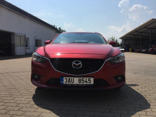 MAZDA 6, 2,2 Skyactiv-D, WGN, AT, Atrraction