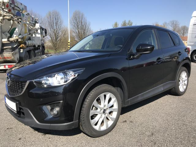 MAZDA CX-5, 2,2 Skyactiv-D, AWD, MT, Revolution