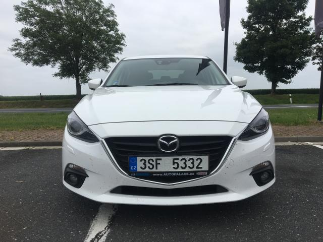 MAZDA 3 2,0 Skyactiv-G, HB, MT, Attraction